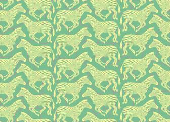 texture zebre giallo fluo