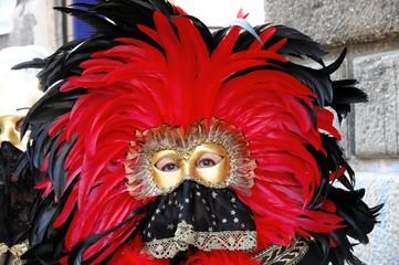 Maske, Carnevale, Karneval, Venedig, Venetien, Italien, Europa