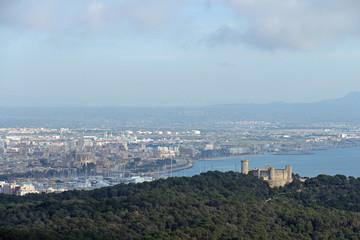 Castell de Bellver Panorama Palma de Mallorca