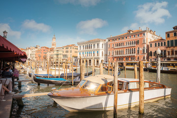 Venise au fil de l'eau