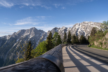 Wall Mural - Alpen Berchtesgaden