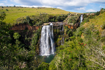 Lisbon falls in the Blyde River Canyon area, Mpumalanga province, South Africa