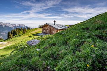 Fototapete - Alpen Berchtesgaden