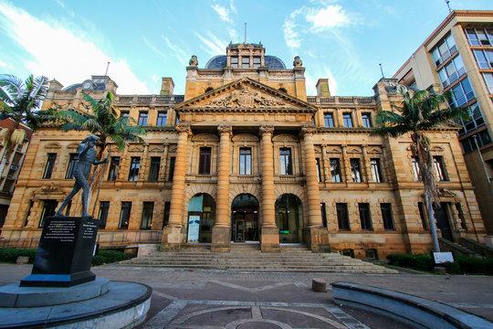 Master Of The High Court in Pietermaritzburg, capital of KwaZulu-Natal region in South Africa