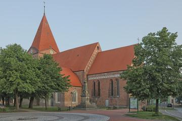 St.-Pauls-Kirche in Schwaan