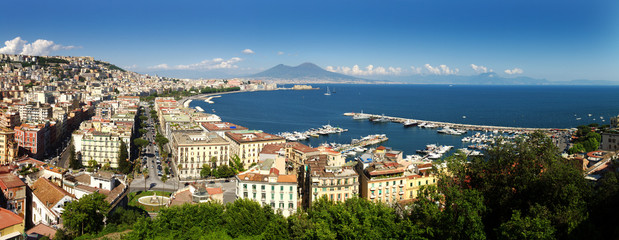 Photo sur Aluminium Naples Napoli