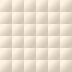 Seamless padded upholstery pattern background