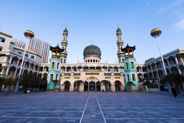 Xining mosque 5
