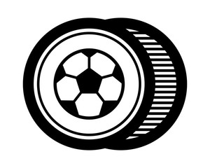 soccer football image vector logo symbol emblem icon
