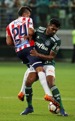 Soccer Football - Copa Libertadores - Brazil's Palmeiras v Colombia's Junior de Barranquilla