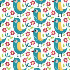 bird pattern