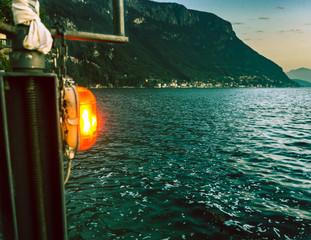 como lake light