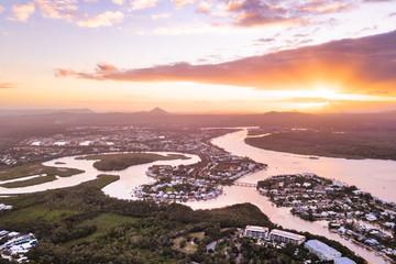 Noosa River Sunset, Australia