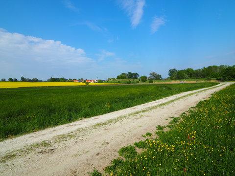 Frühling im Dachauer Hinterland