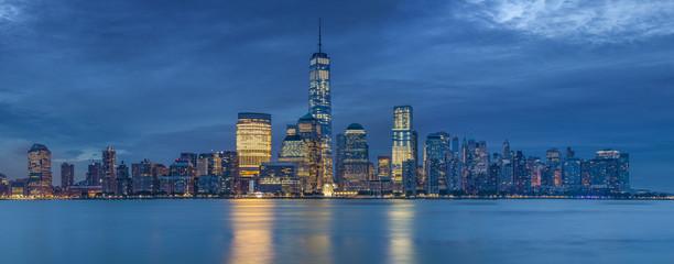 USA/New York City, Freedom Tower Fototapete