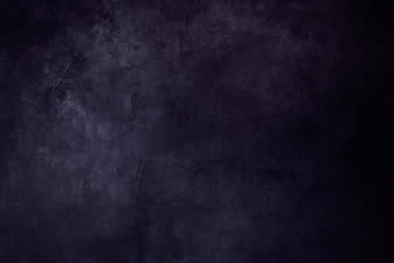 dark purple grungy canvas draft background