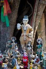 Altar on Koh Kret island
