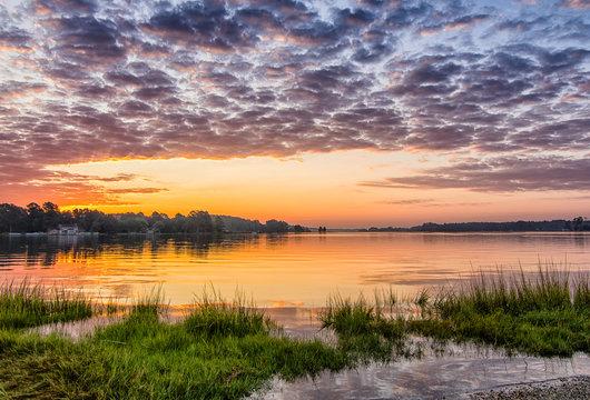 Ware River Gloucester Virginia Sunrise