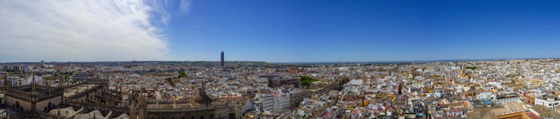 Skyline di Siviglia