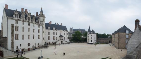 Château des ducs de Bretagne Nantes France