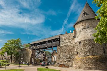 Stadtbefestigung Andernach am Rhein