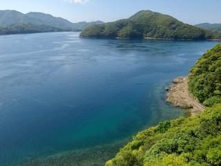 五島列島の海