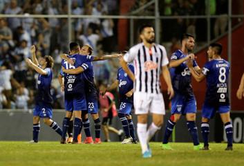 Soccer Football - Paraguay's Libertad v Argentina's Atletico Tucuman - Copa Libertadores
