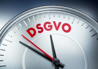 DSGVO - Zeit läuft