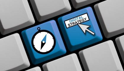 Digital Strategy Konzept online