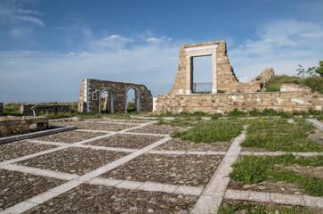 Rovine dell'antica Aquilonia (Avellino)