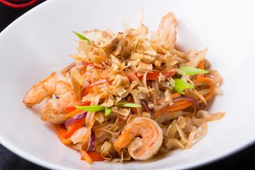 Thai seafood salad
