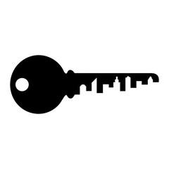 The key from any city
