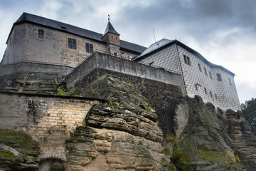 Kost Castle, North Bohemia, Czech Republic, Europe