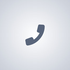 Phone, telephone, vector best flat icon