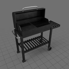 Classic barbecue grill