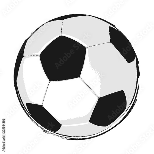 Vektor Fussball Deutschland Flagge Stockfotos Und