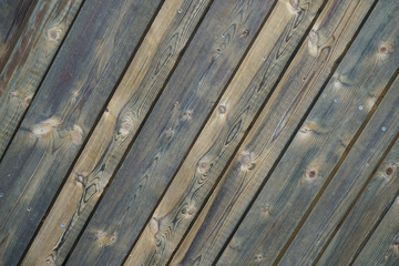 Wooden Wall Planking Texture.
