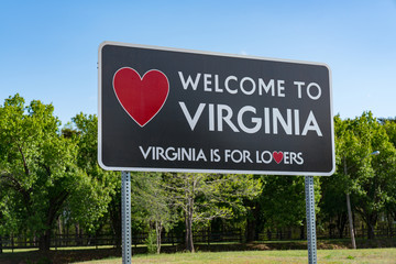 Welcome to Virginia Roadside Sign