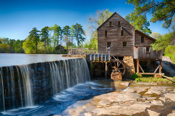 Historic Yates Water Mill