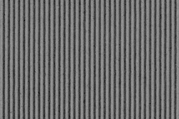 High Resolution Recycle Black Corrugated Cardboard Coarse Grunge Texture Sample