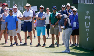 PGA: AT&T Byron Nelson - Second Round