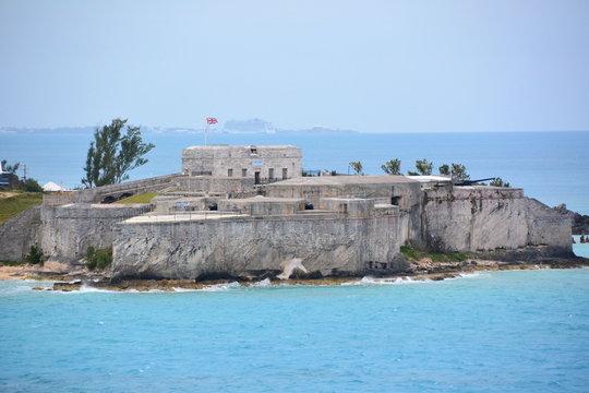 Fort St. Catherine Bermuda