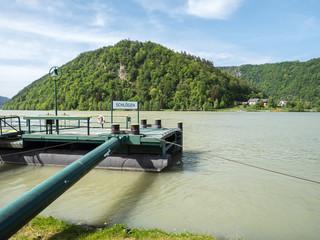 Schlögen im Donautal