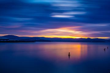 Tranquility sunset, Tasmania, Australia