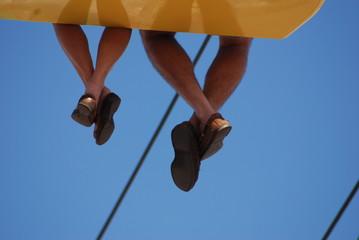 Cable Car Feet 2