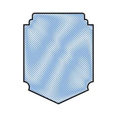 elegant frame simple icon vector illustration design