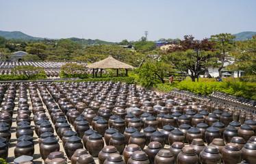 한국의 전통 항아리