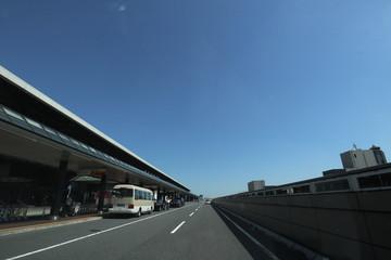 成田国際空港 風景