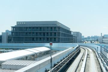 豊洲市場 管理施設棟 7街区(未開業)