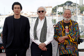 "71st Cannes Film Festival - Photocall for the film ""The Man Who Killed Don Quixote"" out of competition"